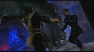 getlinkyoutube.com-Scorpion vs Sub-Zero - MK2