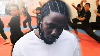 If Kendrick Lamar was a Kung Fu Teacher! (Parody)