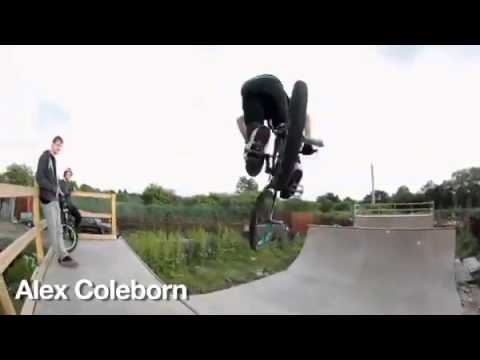 Harry Main, Alex Coleborn, Kyle Baldock, at Romford Skatepark