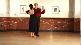 Dance Lesson of the Week Fox Trot Swing Step