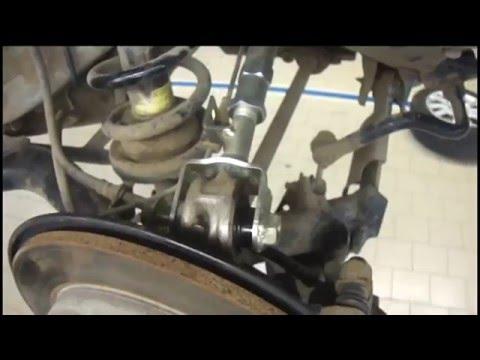 Исправление домика задних колес на HONDA CR-V – задние регулируемые рычаги