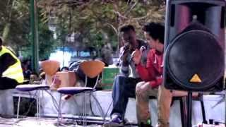 getlinkyoutube.com-demhit comedy from eritrean refugee in israel
