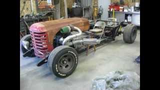 getlinkyoutube.com-worlds fastest Massey Harris tractor