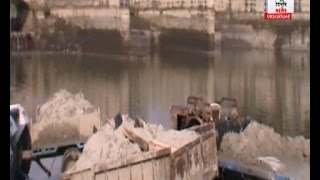 रुड़की: माफियाओं के मनसूबे हुए तार-तार, पुलिस ने जब्त किए एक दर्जन से अधिक ट्रैक्टर व ट्रॉलियां