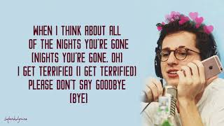 Charlie Puth   If You Leave Me Now (feat. Boyz II Men) [Lyrics]