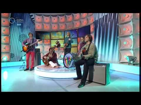 Norwegian Wood /Lennon-McCartney/ Andras Kozma & The BlackBirds - DUNA TV 2013