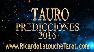 getlinkyoutube.com-Video Predicciones 2016 TAURO Horoscopo   Ricardo Latouche Tarot
