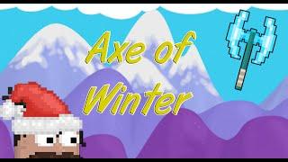 getlinkyoutube.com-Growtopia: Making the Axe of Winter ft. FanFreeze
