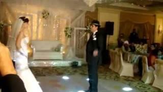 getlinkyoutube.com-عريس وعروسة مصريين دمهم خفيف