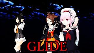 getlinkyoutube.com-【艦これMMD】深艦 GLIDE