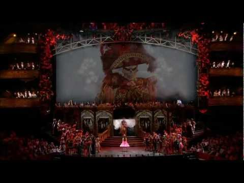 Screengrab of the official DVD for Phantom 25th show