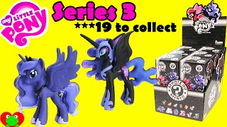 getlinkyoutube.com-My Little Pony SERIES 3 Mystery Minis with 19 to Collect