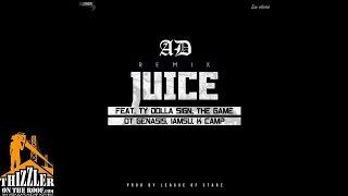 getlinkyoutube.com-AD ft. Ty Dolla Sign, The Game, OT Genasis, Iamsu!, K. Camp - Juice [Remix] [Thizzler.com]