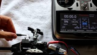 getlinkyoutube.com-T Rex 250 BTF MRS