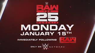 9th January 2018 Raw Top 25 moments WWE Raw