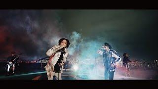 getlinkyoutube.com-Crystal Lake - Black And Blue feat. JESSE (RIZE/The BONEZ) 【Music VIdeo】