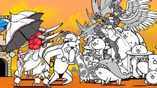 getlinkyoutube.com-Battle Cats Never Summer!
