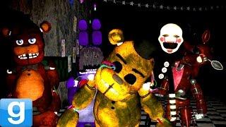 getlinkyoutube.com-PLAYABLE ANIMATRONICS! - Gmod Five Nights At Freddy's 2 Pill Pack Mod (Garry's Mod)