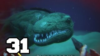 getlinkyoutube.com-TERROR BAJO EL MAR | ARK: Survival Evolved #31 Con Mods