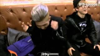 getlinkyoutube.com-【BTSNOJAMS中字】[Episode] Rap Monster 'Do You' MV shooting BTS members supported RM