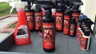 getlinkyoutube.com-Wolfgang Fuzion Spray Wax - WaxMode Review