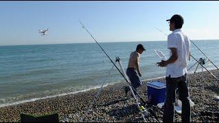 getlinkyoutube.com-استخدام طائرة الفانتوم في صيد السمك - Using DJI Phantom For Fishing