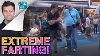 getlinkyoutube.com-Extreme Farting in Public