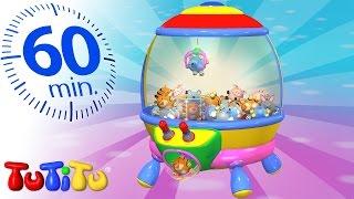 getlinkyoutube.com-TuTiTu Specials | Crane Game | Other Popular Toys For Children | 1 HOUR Special