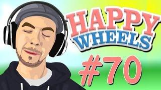 getlinkyoutube.com-SUPER SPEED STEVE | Happy Wheels - Part 70