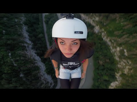 Why I love BASE jumping?