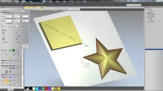 getlinkyoutube.com-Create angled plane in ArtCam