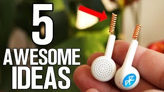 5 Awesome Ideas - Homemade inventions width=