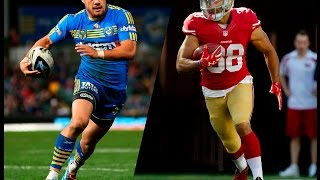 getlinkyoutube.com-Jarryd Hayne Bringing The Pain! (Madden 16 Draft Champions Game)