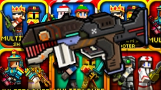 getlinkyoutube.com-WORST GUN EVER MADE IN EVERY PIXEL GUN 3D | 325 KILLS | Hacker Caught on Camera