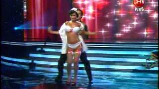 getlinkyoutube.com-Fiebre De Baile Stripdance Niedyan Fabrejat(08/02/2012)