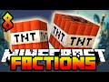 Minecraft Treasure Wars My First Raid! Episode 8 Minecraft Factions