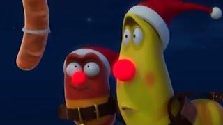 getlinkyoutube.com-LARVA - Christmas and Winter Compilation 2016 Full Movie Cartoon | LARVA Official