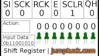 How Shift Registers Work