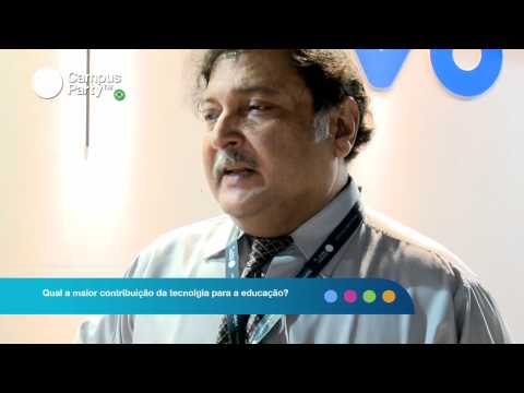 Entrevista Sugata Mitra
