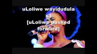 getlinkyoutube.com-Zahara - Loliwe [with Lyrics]