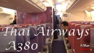 getlinkyoutube.com-Thai Airways International From Tokyo Narita to Bangkok