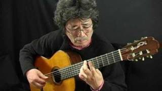Classical Guitar of Tabei Romance de Amour