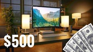 getlinkyoutube.com-The Best Desk Setup for $500!