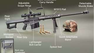 getlinkyoutube.com-威力惊人的反器材步枪