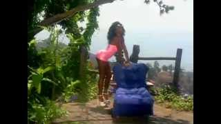 getlinkyoutube.com-Brandee: black girl puts her legs on show in very short dress