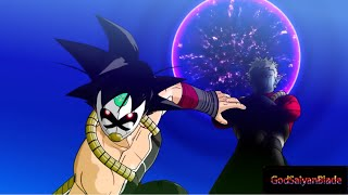 getlinkyoutube.com-Amazing Fight 3D SSJ4 Gogeta Vs Time Breaker Bardock DBH AMV / PV GM1
