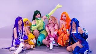 getlinkyoutube.com-Mermaid Melody cosplay