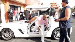 Floyd Mayweather $100,000 donation at his gym Las Vegas Videographer