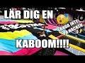 Lär dig en KABOOM