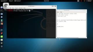 getlinkyoutube.com-Hal-hal yang harus di lakukan setelah install Kali Linux